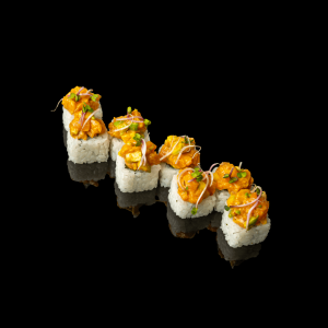 Salmon Tartare Roll