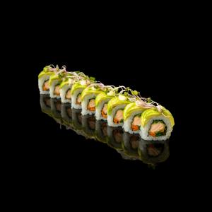 Sake Abokado Roll